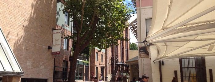 Nurses Walk is one of Sydney.
