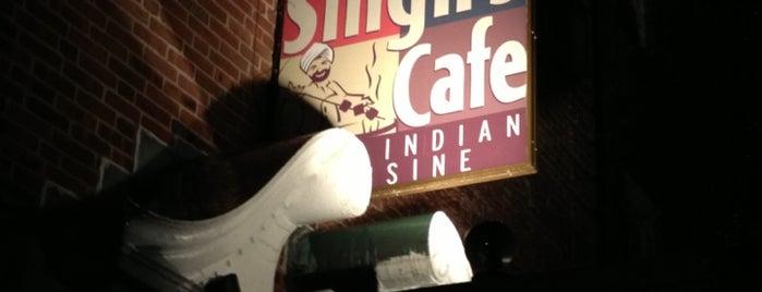 Singh's Cafe is one of VishnuVardhan : понравившиеся места.