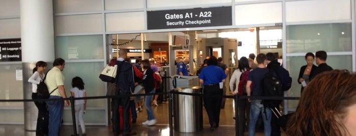 TSA Checkpoint is one of Lugares favoritos de Manuel Ernesto.