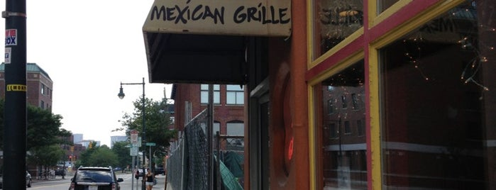 Boca Grande Taqueria is one of DigBoston's Tip List.