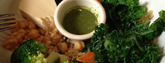 Wild Ginger Vegetarian Kitchen is one of Manhattan!.