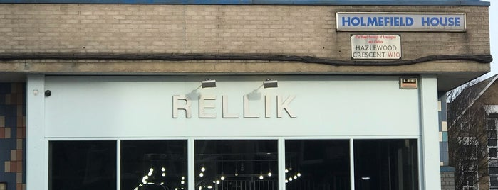 Rellik is one of London shopping..