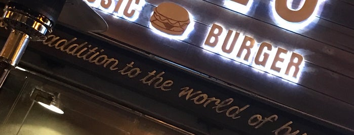 WAGYU - The Elite is one of Riyadh - BURGERS!!.