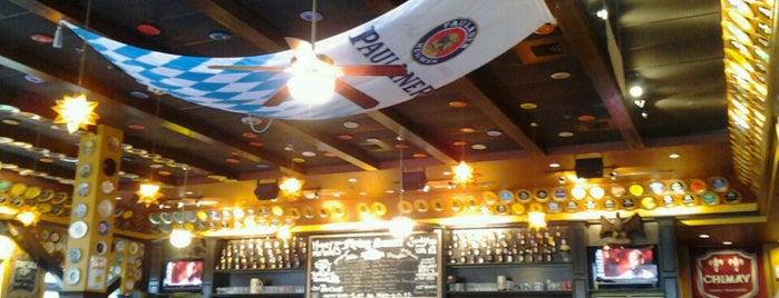Flying Saucer is one of 54 Bars Where It's Raining Men.