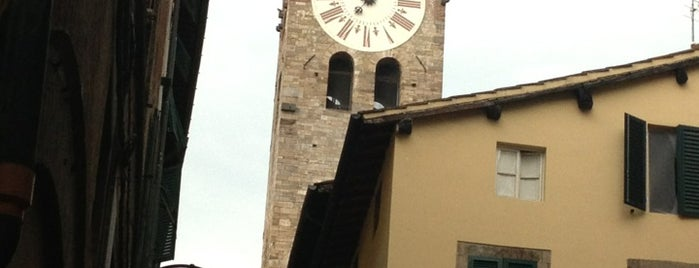 Torre Delle Ore is one of Lucca.
