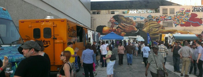 Truck Stop: City Paper's Food Truck Rally is one of Places to go...