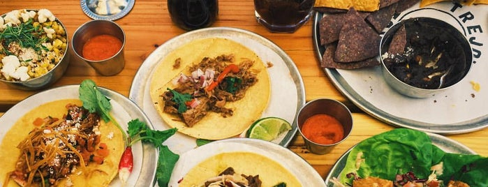 Trejo's Tacos is one of Los Angeles.