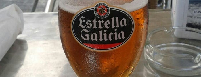 Fisterra is one of A comer y a beber.