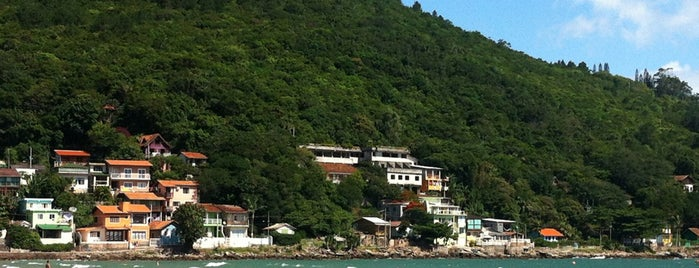 Praia do Pântano do Sul is one of Lugares Que já dei check in!!!.