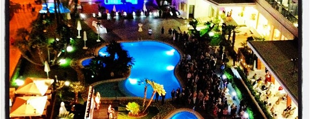 Hotel RH Bayren Gandia is one of Lieux qui ont plu à Diego.