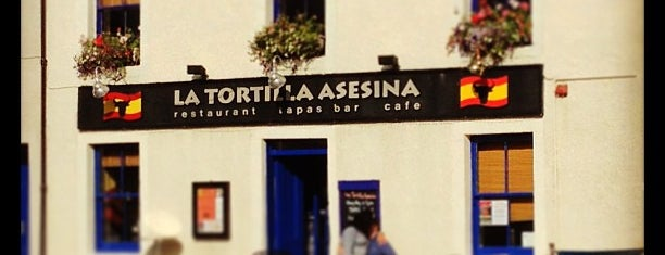La Tortilla Asesina is one of Inverness.