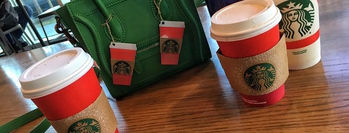 Starbucks is one of 2016-03 Los Angeles.