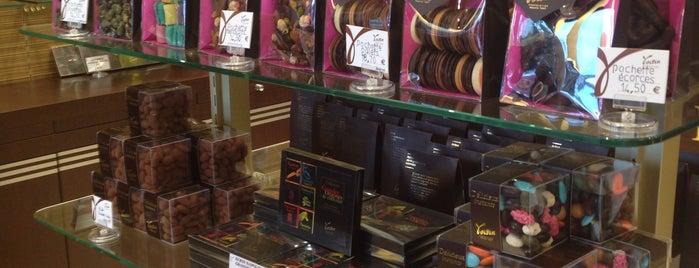 Chocolats Voisin is one of Dulces tentaciones.
