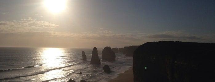 Twelve Apostles Viewing Boardwalk is one of Victoria.
