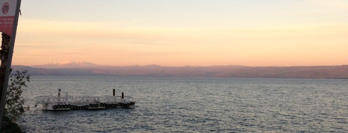 Sea of Galilee - Kinneret (כנרת) is one of Lugares guardados de Cesar.