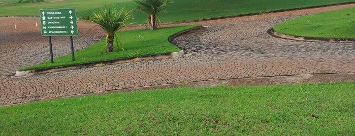 Goiânia Golf Clube is one of Melhor atendimento.