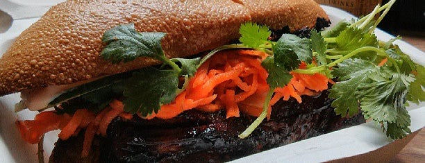 Num Pang Sandwich Shop is one of Top Picks for Banh Mi.