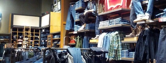 Levi's Store is one of New York Shops.