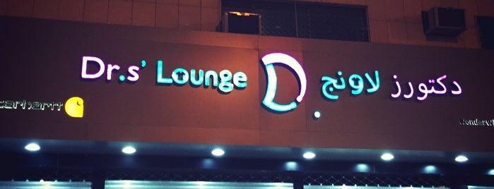 Dr's Lounge is one of Gespeicherte Orte von Fatema.