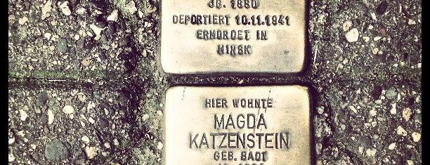 2 Stolpersteine Katzenstein is one of Stolpersteine 1933 - 1945.