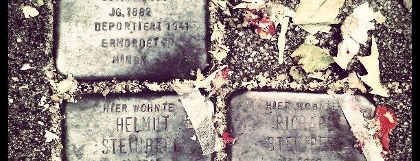 3 Stolpersteine Steinberg is one of Stolpersteine 1933 - 1945.