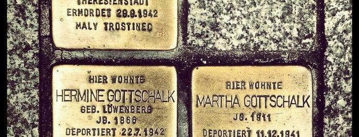 3 Stolpersteine Gottschalk is one of Stolpersteine 1933 - 1945.