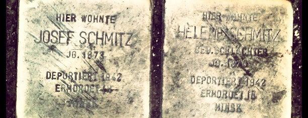 2 Stolpersteine Schmitz is one of Stolpersteine 1933 - 1945.