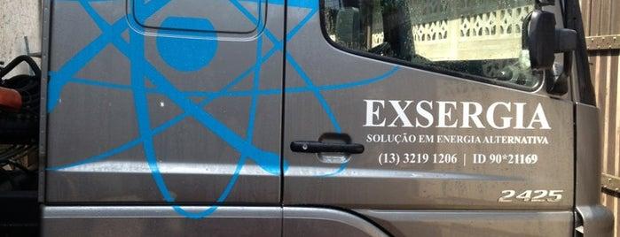 Exsergia Engenharia e Consultoria is one of Orte, die Raphael gefallen.