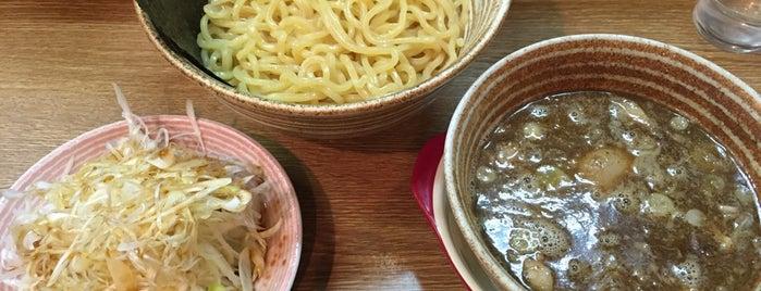 つけめんらーめん・いだてん大森 is one of Smoke-free Tokyo restaurants.