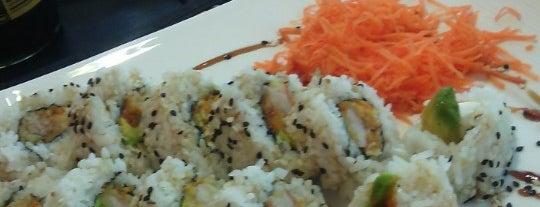 La Terraza Sushi is one of BCS.