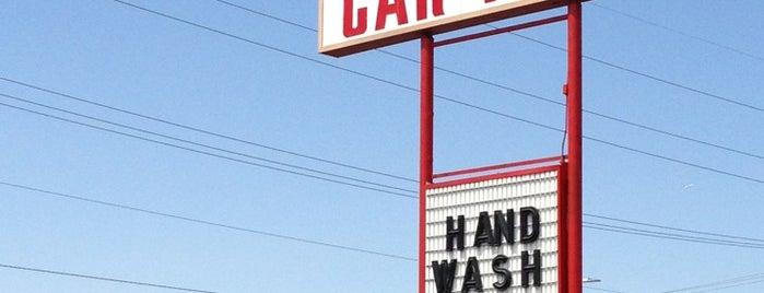 Charleston West Car Wash is one of สถานที่ที่ Geoff ถูกใจ.