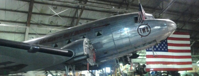 Airline History Museum is one of Aviation.