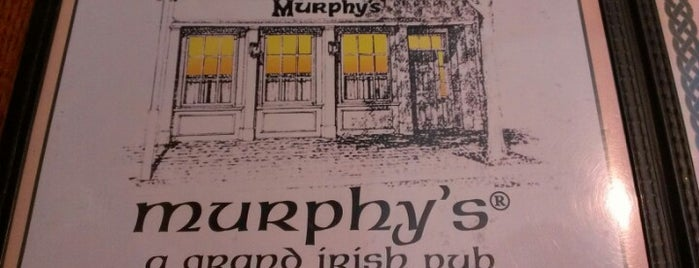 Murphy's Grand Irish Pub is one of Official U.S. Soccer Bars.