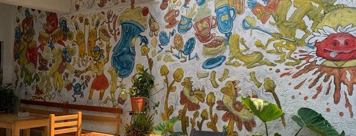 Boogie Café-Librería is one of Oaxaca.