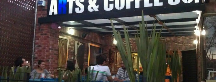 Arts & Coffee Co. is one of Pa´ir algún día (café my love).