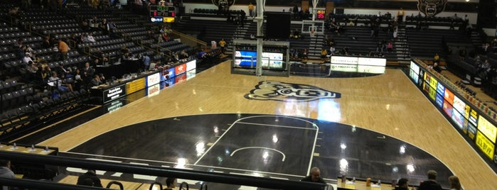 Athletics Center O'Rena is one of NCAA Division I Basketball Arenas/Venues.