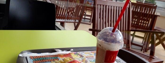 McDonald's is one of João Henrique : понравившиеся места.