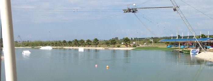 Hip-notics Cable Park is one of Lugares favoritos de Özge.