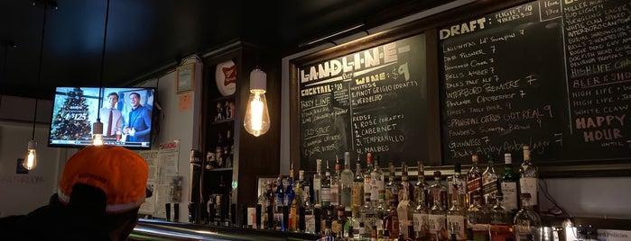 Landline is one of Lugares favoritos de Nick.
