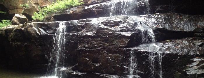 Pangsida Waterfall is one of สระบุรี, นครนายก, ปราจีนบุรี, สระแก้ว.