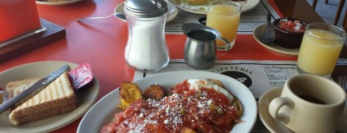 Cafetería Pop is one of Merida.
