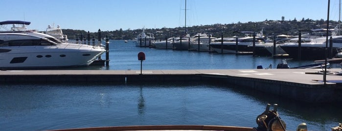 The Marina Kiosk is one of Sydney Breakfast and Cafes.