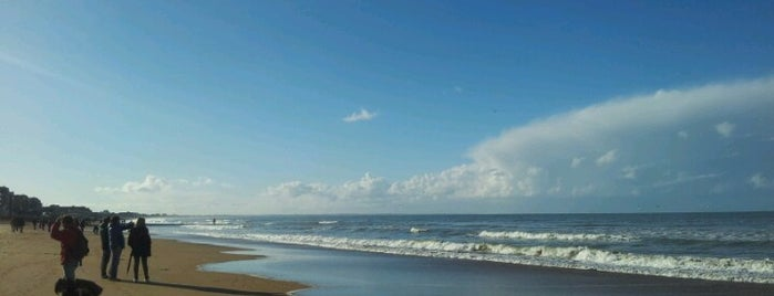 Plage de Cabourg is one of France.