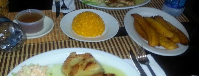 La Ponderosa Del Mar C Por A. is one of Mange avec moi.