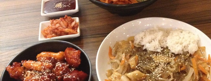 Oni Oni Korean Food is one of Makan2.