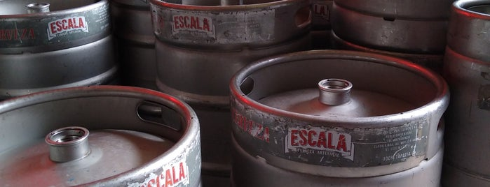 Cervecería Escala is one of Fabiolaさんの保存済みスポット.