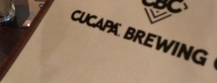 Cucapá Brewing Co. is one of Guillermoさんのお気に入りスポット.
