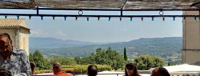Café de Sade Lacoste is one of Honeymoon - Provence.