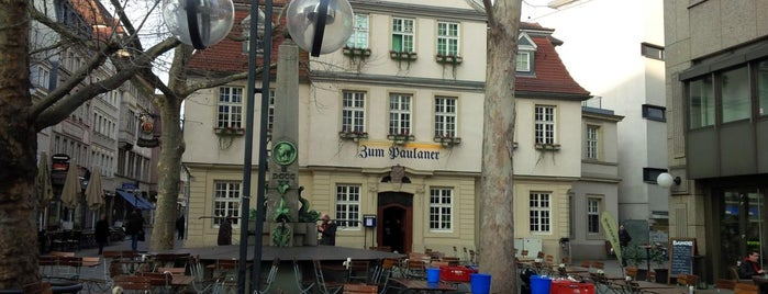 Paulaner am alten Postplatz is one of Stuttgart.