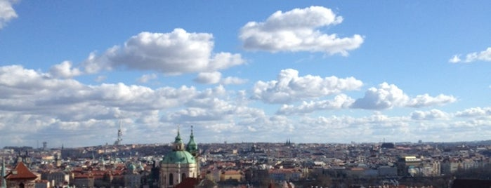 Prague Castle View Point is one of Prag - Must see.